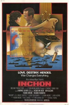 Affiche du film Inchon