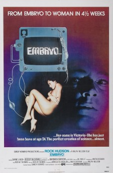 Affiche du film Embryo