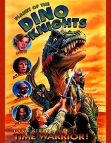 Affiche du film Josh Kirby... Time Warrior: Planet of the Dino-Knights