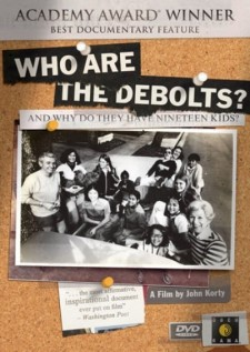 Affiche du film Who Are the DeBolts? And Where Did They Get Nineteen Kids?