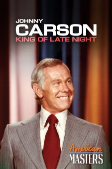 Affiche du film Johnny Carson: King of Late Night