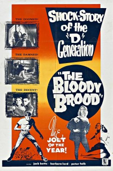 Affiche du film The Bloody Brood