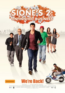 Affiche du film Sione's 2: Unfinished Business