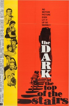 Affiche du film The Dark at the Top of the Stairs