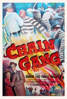 Affiche du film Chain Gang