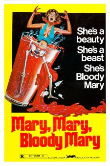 Affiche du film Mary, Mary, Bloody Mary