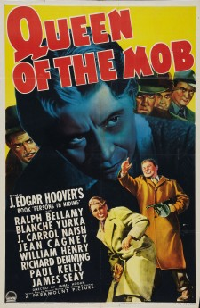 Affiche du film Queen of the Mob
