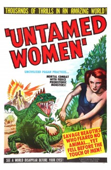 Affiche du film Untamed Women