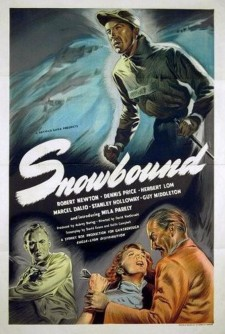 affiche du film Snowbound