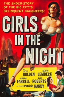 Affiche du film Girls in the Night