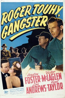 Affiche du film Roger Touhy, Gangster