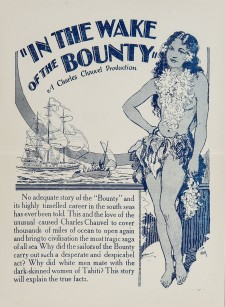 Affiche du film In the Wake of the Bounty