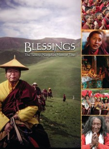 Affiche du film Blessings: The Tsoknyi Nangchen Nuns of Tibet