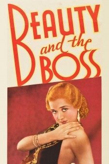 Affiche du film Beauty and the Boss