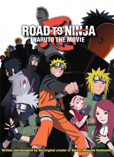 Naruto Shippuden : Road to Ninja