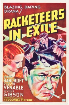 Affiche du film Racketeers in Exile