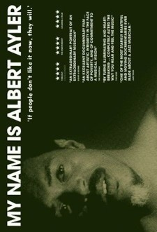 Affiche du film My Name Is Albert Ayler