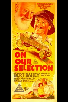 Affiche du film On Our Selection