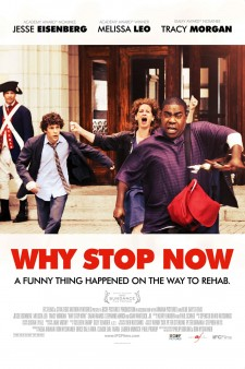 Affiche du film Why Stop Now?