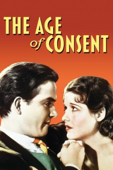 Affiche du film The Age of Consent