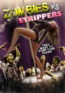 Affiche du film Zombies vs. Strippers