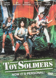 Affiche du film Toy Soldiers