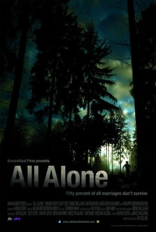 Affiche du film All Alone