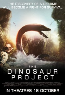 Affiche du film The Dinosaur Project