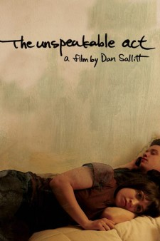 Affiche du film The Unspeakable Act