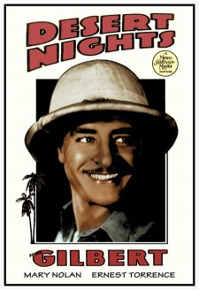 Affiche du film Desert Nights