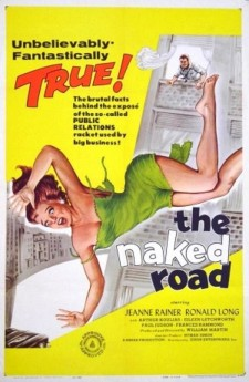 Affiche du film The Naked Road
