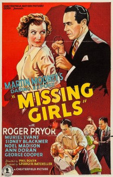 Affiche du film Missing Girls