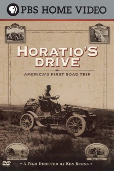 Affiche du film Horatio's Drive: America's First Road Trip