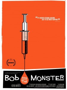 Affiche du film Bob and the Monster