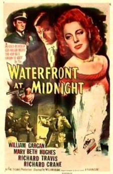 Affiche du film Waterfront at Midnight