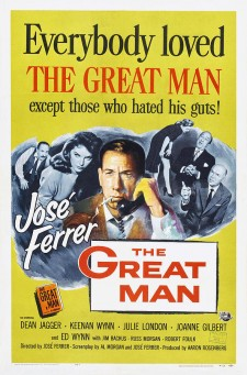 Affiche du film The Great Man