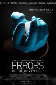 Affiche du film Errors of the Human Body
