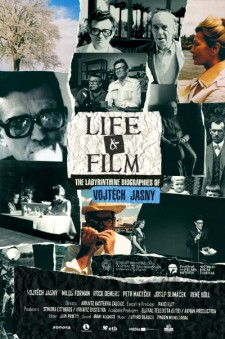 Affiche du film Life and Film (The Labyrinthine Biographies of Vojtech Jasny)