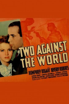 Affiche du film Two Against the World