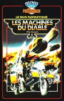 affiche du film Les Machines Du Diable