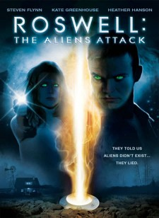 Affiche du film Roswell: The Aliens Attack