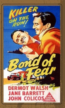 Affiche du film Bond of Fear