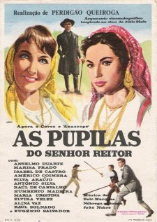 Affiche du film As Pupilas do Senhor Reitor