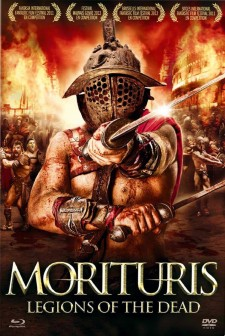 Affiche du film Morituris : Legions of the Dead