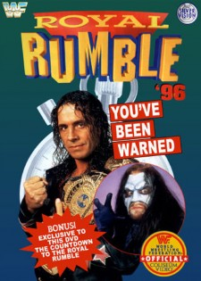 WWE Royal Rumble 1996