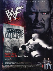 Affiche du film WWE Royal Rumble 1999