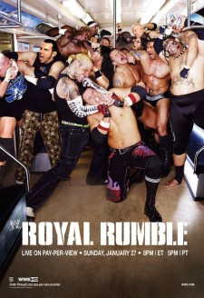 WWE Royal Rumble 2008