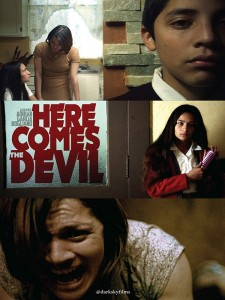 Affiche du film Here comes the devil