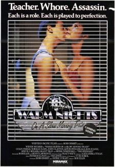 Affiche du film Warm Nights on a Slow Moving Train