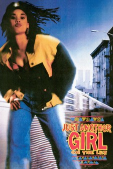 Affiche du film Just Another Girl on the I.R.T.
